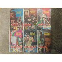 Микки Спиллейн 6 книг одним лотом