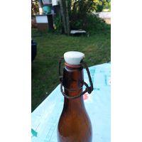 Бутылка старая 0.33 TGL