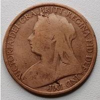 Великобритания 1 пенни 1895