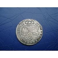 6 грошей (шостак) 1667 (5)         (2848)