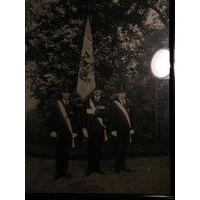 Фотография ветеранов Германия  первая мировая