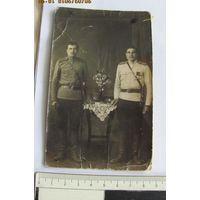 Фото Георгиевского кавалера с саблей