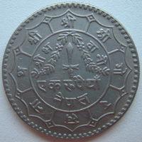 Непал 1 рупия 1979 г.