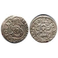 Шеляг 1601, Сигизмунд III Ваза, Рига, Коллекционное состояние