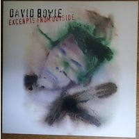 """David Bowie """"Excerpts From Outside"""""""