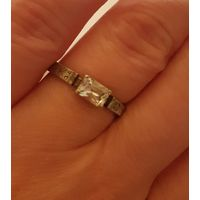 Кольцо Забота ( спаси И сохрани), 925
