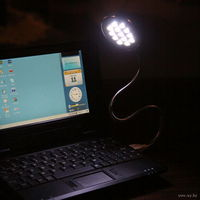 USB Лампа на 13 диодов