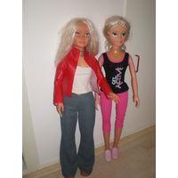 Винтажная кукла 100 см.