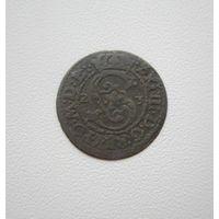 Solidus 1623г. Сигизмунд III