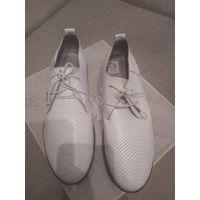 Туфли свадебные одевались 1 раз