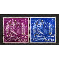 Рождество. Мальта. 1964. Серия 2 марки