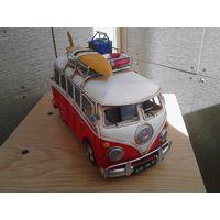 Volkswagen. Металлическая модель. (Большая). Фольксваген.