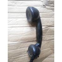 Телефонная трубка карболит бакелит