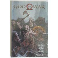 УЦЕНКА!Комикс.GOD of WAR.(запечатан),6 руб