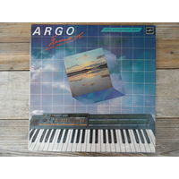 ARGO ( Г. Купрявичюс ) - Zeme L - Мелодия, РЗГ - 1985 г.
