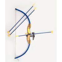 Большой лук со стрелами на присосках