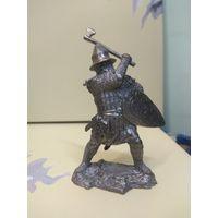 Солдатик оловянный(военно-истоическая миниатюра) византийский воин