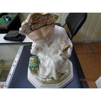 Статуэтка Малахитовая шкатулка Дулёво 60г c рубля