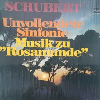 F. Schubert /Symphonie 8+ Rosamunde/1971, Philips, LP, Germany