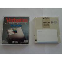 Оптический диск Verbatim 230MB