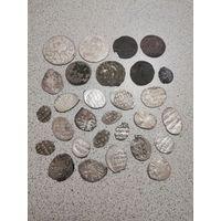 Монеты серебро РИ и др