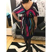 Платье 44 на небольшую грудь Нарядное клубное КАК НОВОЕ