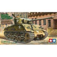 "M4A3E8 Sherman ""Easy Eight"" European Theater с фигурой командира, сборная модель 1/35 TAMIYA 35346"