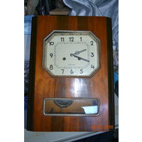Настенные часы Янтарь