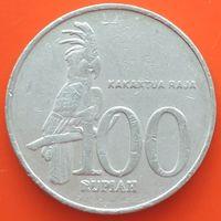 100 рупий 2001 ИНДОНЕЗИЯ