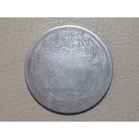 Египет 5 пиастр 1917 ( Британский протекторат)