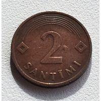 2 сантима 1992