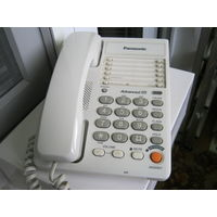 Телефон проводной Panasonic
