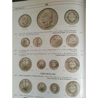 Каталог монет аукцион KUNKER, Германия, высококачественный, нумизматикa Германия и страны мира