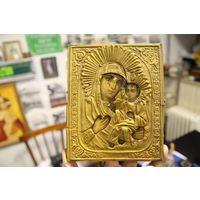 Икона Божией Матери-Иверская.19 век.
