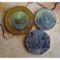 Мавритания. 3 монеты 2014-2017 г.