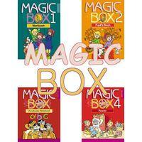 MAGIC BOX - ВОЛШЕБНАЯ ШКАТУЛКА - английский язык для 1, 2, 3, 4 классов + Серия Earlyreads - Black Cat Publishing - Levels 1 - 5: Аудиокниги для детей 4 - 12 лет - Сборник обучающих пособий
