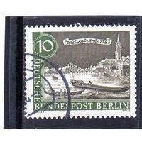 Западный Берлин.Ми-219. Мост сироты (1783). Серия: Старый Берлин. 1962.