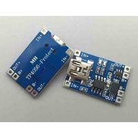 Зарядное устройство+ защита контроллер зарядки для 3.7 В Li-Pol и Li-Ion аккум  18650 и пр. вход мини USB и переделка шуруповерта