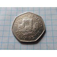 Джерси 50 пенсов, 2012