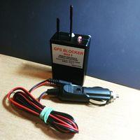 Глушилка gps (батарейки + прикуриватель)