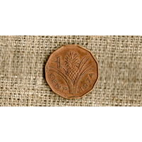 Свазиленд 1 цент 1974 /флора// (ON)