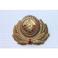 Кокарда беларуская с 1 рубля