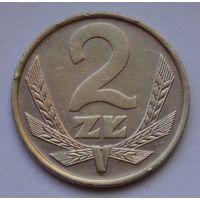 Польша 2 злотых, 1976 г.