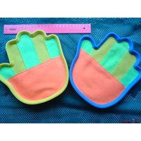 2 Перчатки-ловушки для игры