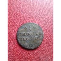 1/2 гроша 1766г.