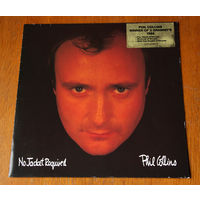 "Phil Collins ""No Jacket Required"" LP, 1985"