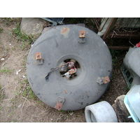Газ-баллон 36л для ГБО под запаску.Тороидальный баллон.