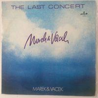 2LP MAREK & VACEK - LAST CONCERT (1987) Contemporary