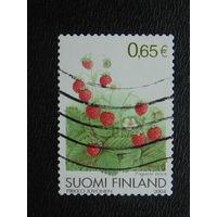 Финляндия 2004г. Флора.