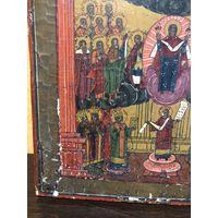 Икона Покрова Пресвятой Богородицы. Ветка